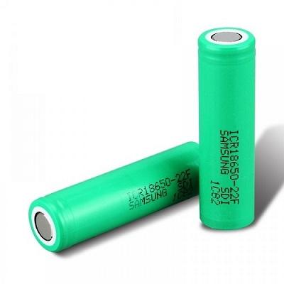 18650 Batterier