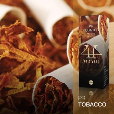PR Tobacco 4U