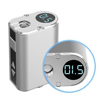 Mini iStick + X6 Drip tip