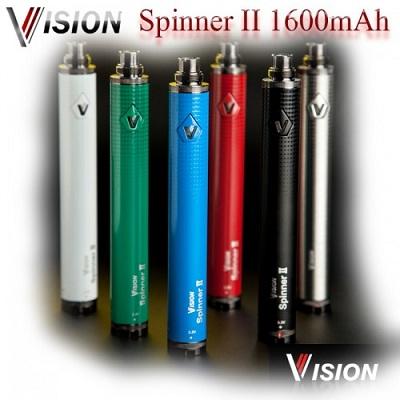 Vision Spinner V2 Batteri 1650mAh