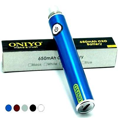 Oniyo CXO batteri + förångare + Micro USB laddare